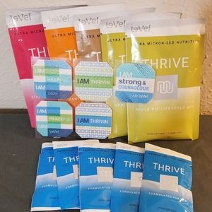 LeVel Thrive 5-day men's pack